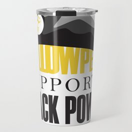Yellow Peril Travel Mug