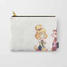 Plaid babes Carry-All Pouch