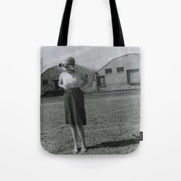 Speak Easy Tote Bag