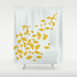 Ginko Lovola Shower Curtain