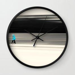 minimal art Wall Clock