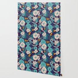 Jungle Pattern 003 Wallpaper