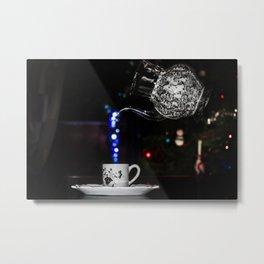 A Cup Of Christmas! Metal Print