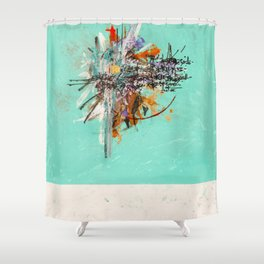 The Last Battle of the Pacific Shower Curtain