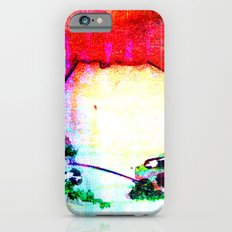 sunset Mountain iPhone 6s Slim Case