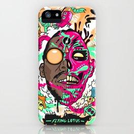 Flying Lotus iPhone Case