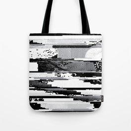 Glitch Tote Bag