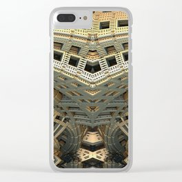 Tricksters evolving Clear iPhone Case