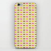 indonesia iPhone & iPod Skins featuring Local Delicacy : Gethuk, Indonesia by Sheca