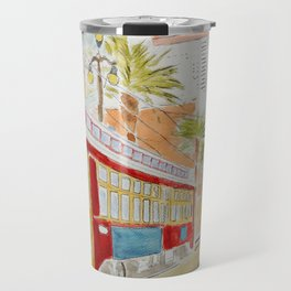 New Orléans Tramway Travel Mug