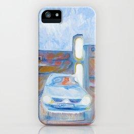 Car Illusion iPhone Case