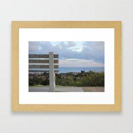Time2rest Framed Art Print