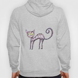 Funny cat Hoody