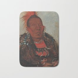 The Surrounder, Chief of the Tribe Bath Mat