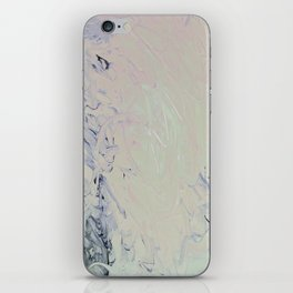 Frogs and Sharks She Met iPhone Skin