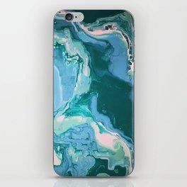 Oceanic Flow iPhone Skin