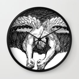 Woe Wall Clock