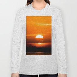 Sharm Sunrise 8 Long Sleeve T-shirt