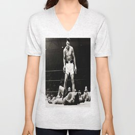 The Great Boxer Unisex V-Neck