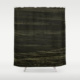 scratch camouflage Shower Curtain