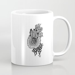 Bunny Abstract Coffee Mug