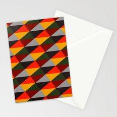 Ternion Series: Wintertide Carnival Motif Stationery Cards