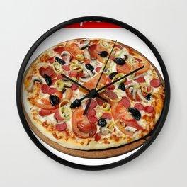 The Supremo Wall Clock