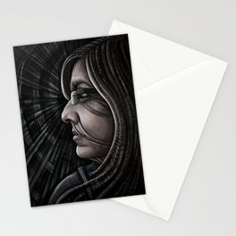 BT Looking Left Stationery Cards