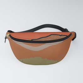 Hunter Mountain Wigwam Fanny Pack