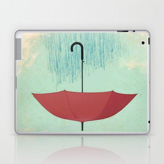 Saving the Rain Laptop & iPad Skin