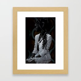Vintage Culture Framed Art Print