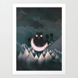 Come Closer Art Print
