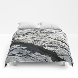 Strates géologiques / Geological strata Comforters