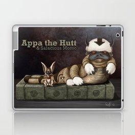 Appa the Hutt and Salacious Momo Laptop & iPad Skin