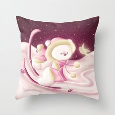 Starski Throw Pillow