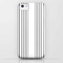 Void Line iPhone Case