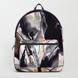 Organic Impressions No.600g by Kathy Morton Stanion Backpack