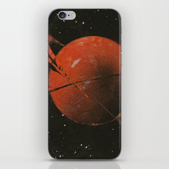 planet x iPhone & iPod Skin
