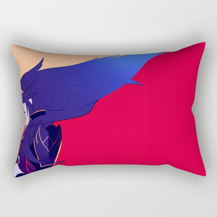 Hope Will Never Die Rectangular Pillow