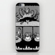 Octoshit iPhone & iPod Skin