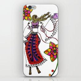 Kolo Dancer iPhone Skin