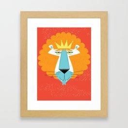 Everything I Am print Framed Art Print