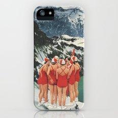 Polar Plunge iPhone (5, 5s) Slim Case