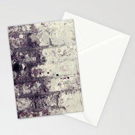 Ultra Violet Brick Wall Stationery Cards