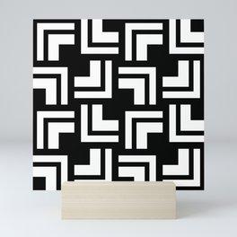 Black and White - L1 Mini Art Print