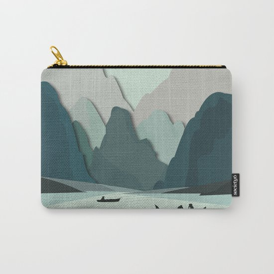 My Nature Collection No. 28 Carry-All Pouch