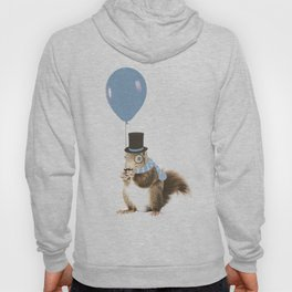 party squirrel Hoody