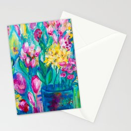 A Dreamer's Garden Stationery Cards