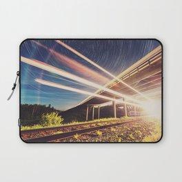 'Midnight Train to Georgia' Laptop Sleeve