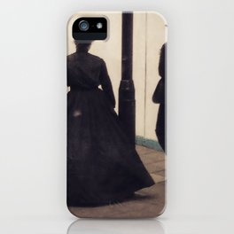 Victorian iPhone Case